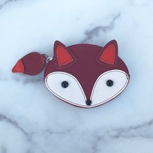 Relic fox coin purse